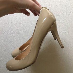 Nude Ivanka Trump Heels